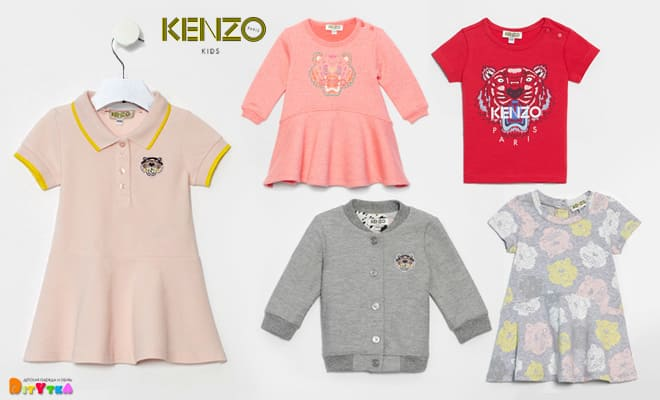 Baby clothes KENZO-KIDS collection Baby Girl and Baby Boy