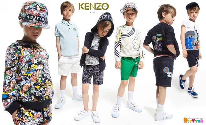 Children's clothing KENZO-KIDS collection Boy
