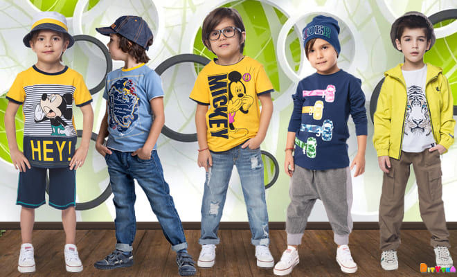Clothes for boys PLAY TODAY
