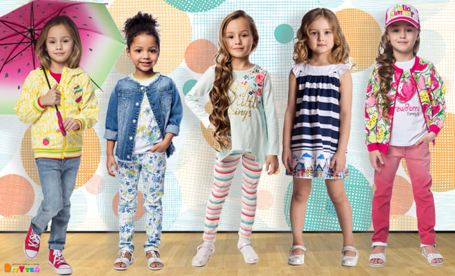 Clothing for girls from PLAY TODAY