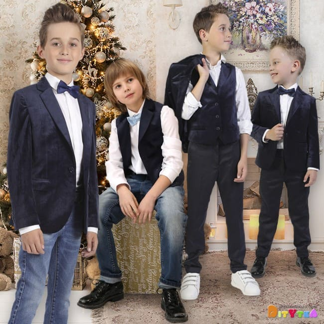 The INEY festive collection from Gulliver for boys