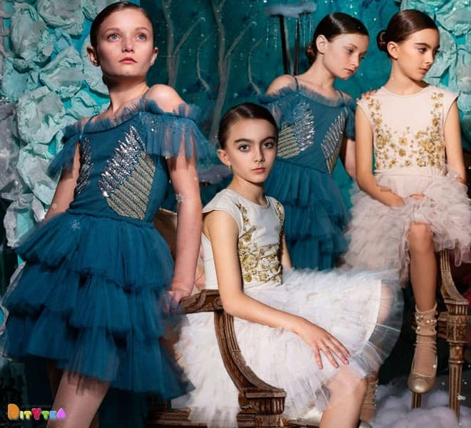 Dresses 'Twelfth Night', 'Angel's Symphon' Tutu Du Monde, Once Upon A Holiday Collection