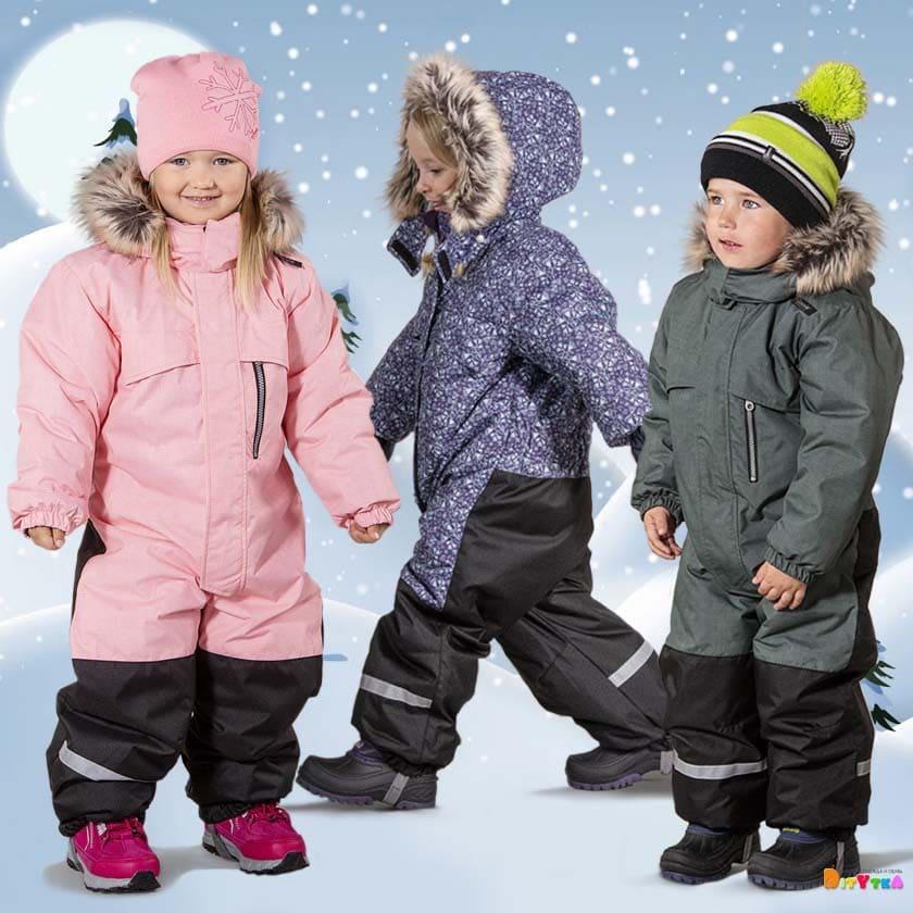 Winter overalls Lassie Jouna