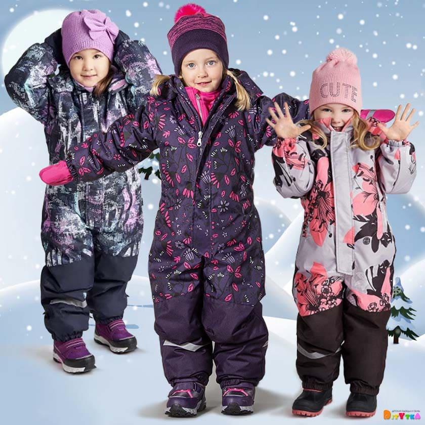 Winter overalls Lassie Siiko