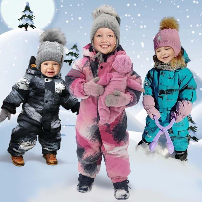 Winter overalls Lassie Tamiko