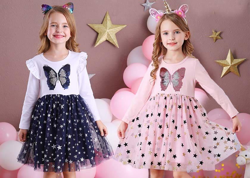 Children's dresses VIKITA RELH4588