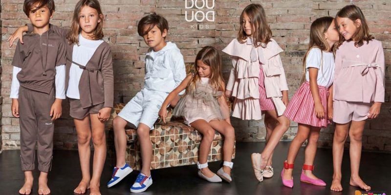 DOUUOD KIDS — качество Made in Italy