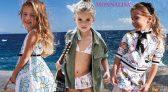 MONNALISA детская одежда — коллекция лето 2017