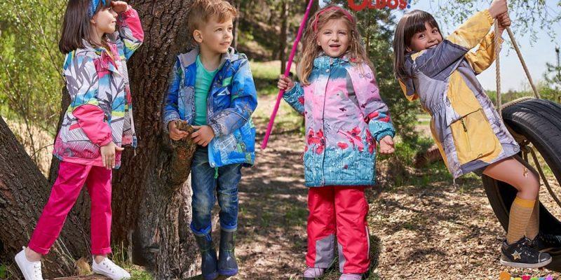 OLDOS – демисезонная детская одежда 2019