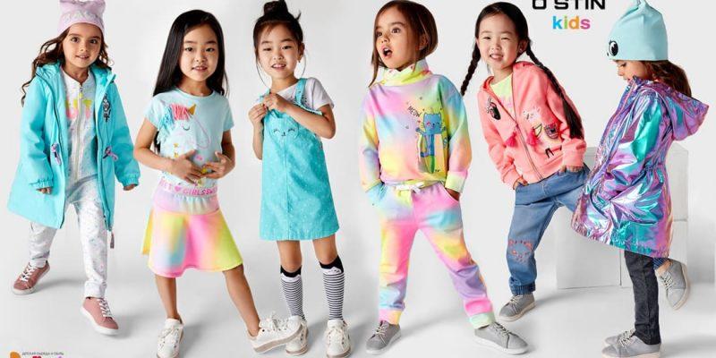 Новая коллекция OSTIN Kids весна 2019