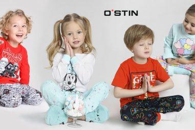 Остаться дома с O′STIN KIDS