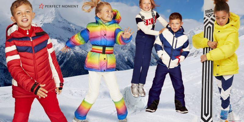 Perfect Moment Kids идеальный момент на склоне