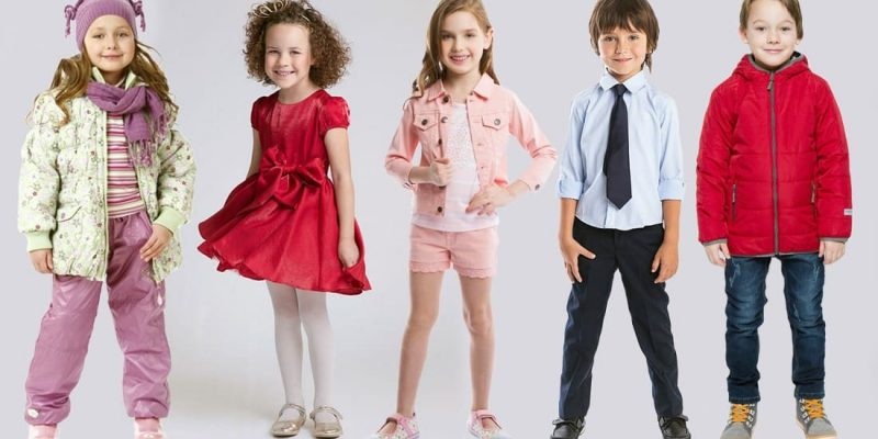 PLAY TODAY стильная одежда для детей