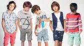 Модные бермуды и шорты для мальчиков