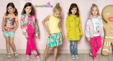 SWEET BERRY стильная одежда для детей
