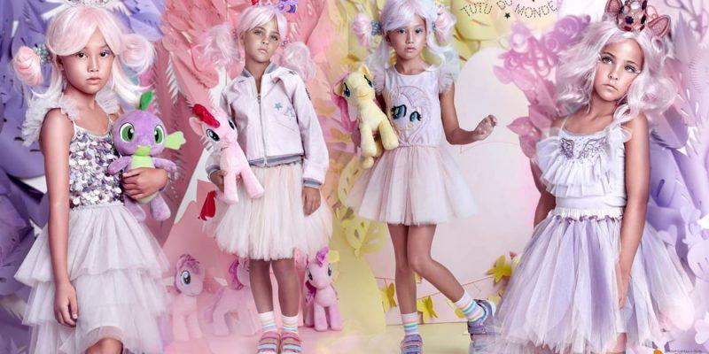 TUTU DU MONDE коллекция My Little Pony LOVES