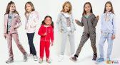 Модные спортивные костюмы для девочек
